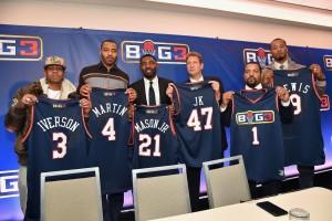 Ice Cube & Allen Iverson Launch New Leaugue