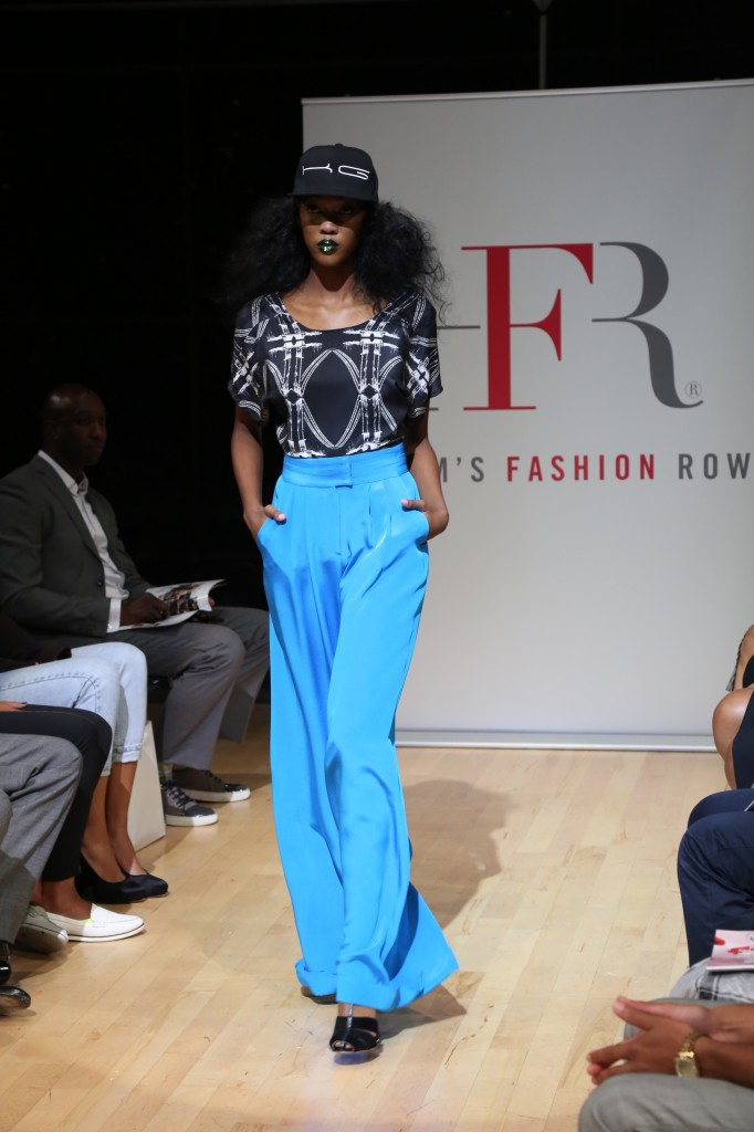 Harlem's Fashion Row - Front Row & Backstage - Spring 2014 Mercedes-Benz Fashion Week