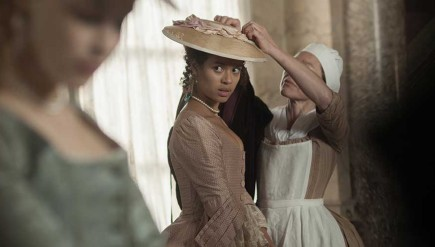 "Gugu Mbatha as Dido in ""Belle."""