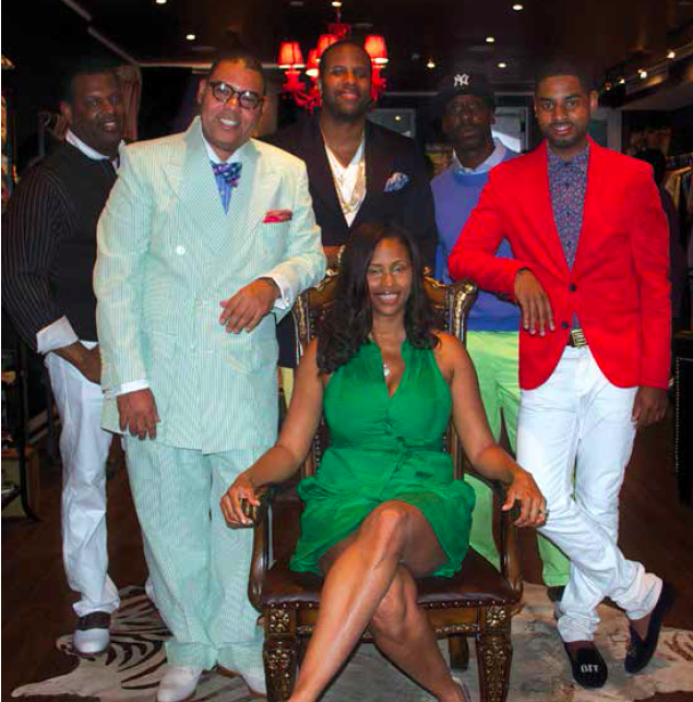 The Harlem Haberdashery family