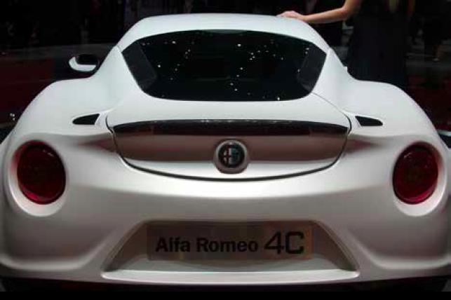 Alfa Romero 4-C, Clement Buccho-Lechat