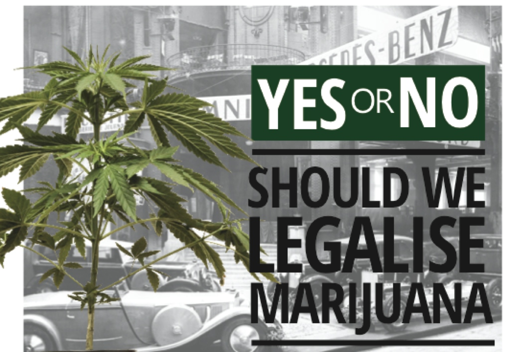 Legalize Marijuana? Pros and Cons
