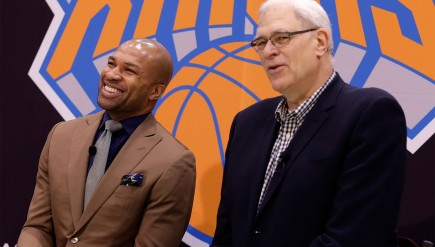 Derek, Knicks