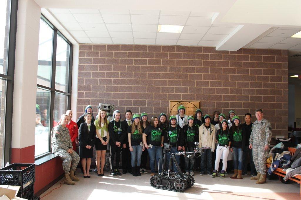 FRC Team 3142 Newton High School