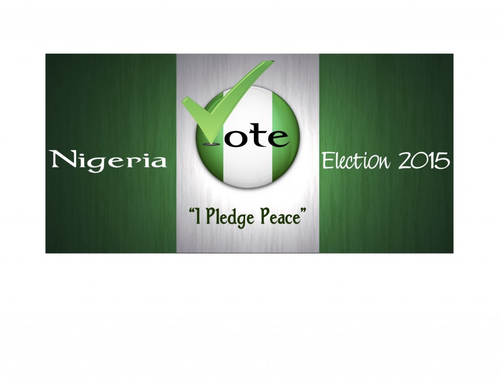 Nigeria Election Flag