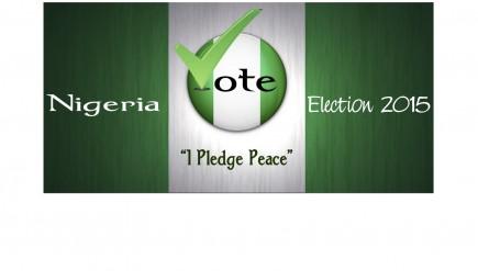 Nigeria Election Flag