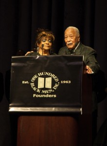 Hon. Inez Dickens and Hon. David N. Dinkins
