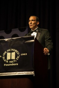 Duane C. Farrington, Executive Vice President and Chief Administrative Officer, State Farm, One Hundred Black Men., Inc. of New York 35th Annual Benefit Gala honoree
