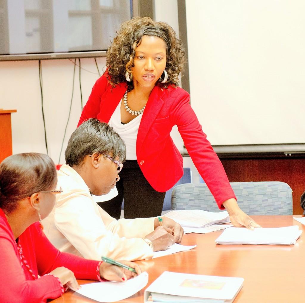 Dr Tettey Teaching Harlem Times