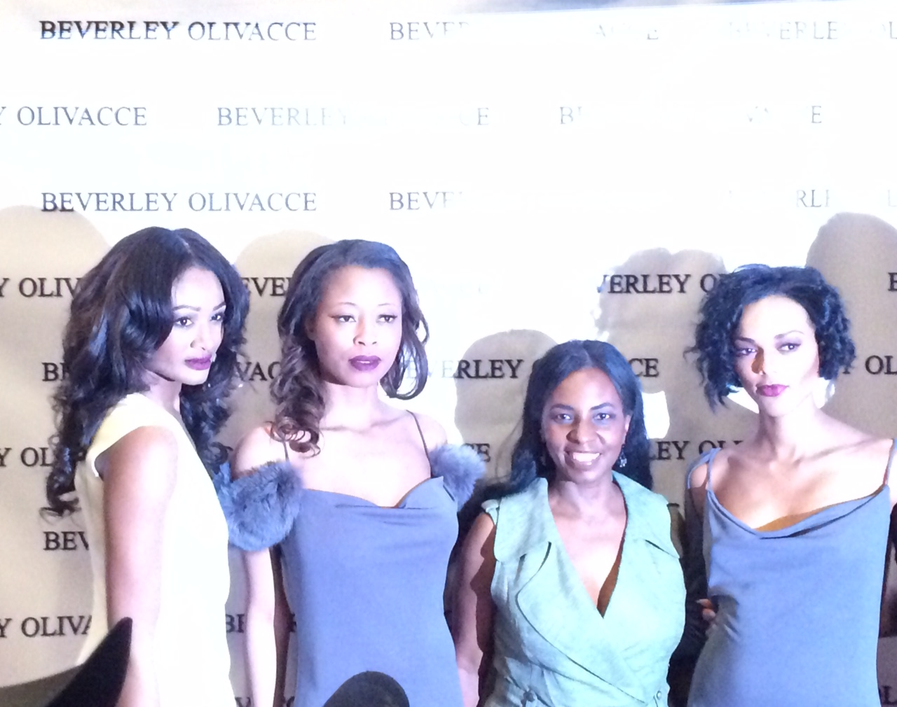 The Mercedes Benz Fashion Week Women of Power & Style Summit and Fashion Show