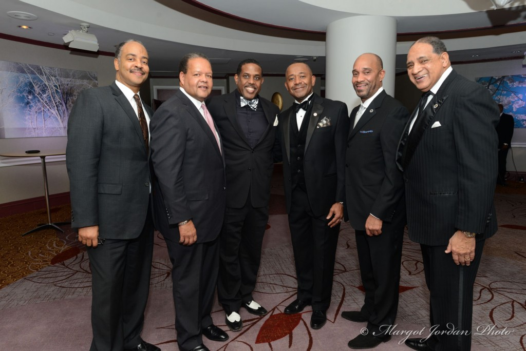 One Hundred Black Men, Inc. of New York City 35th Annual Benefit Gala