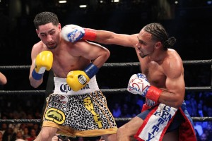 Keith Thurman defeats Danny Garcia (Photos courtesy of Ed Diller/DiBella Entertainment)
