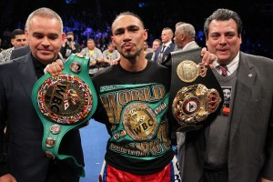 Thurman wins (Photos courtesy of Ed Diller/DiBella Entertainment)