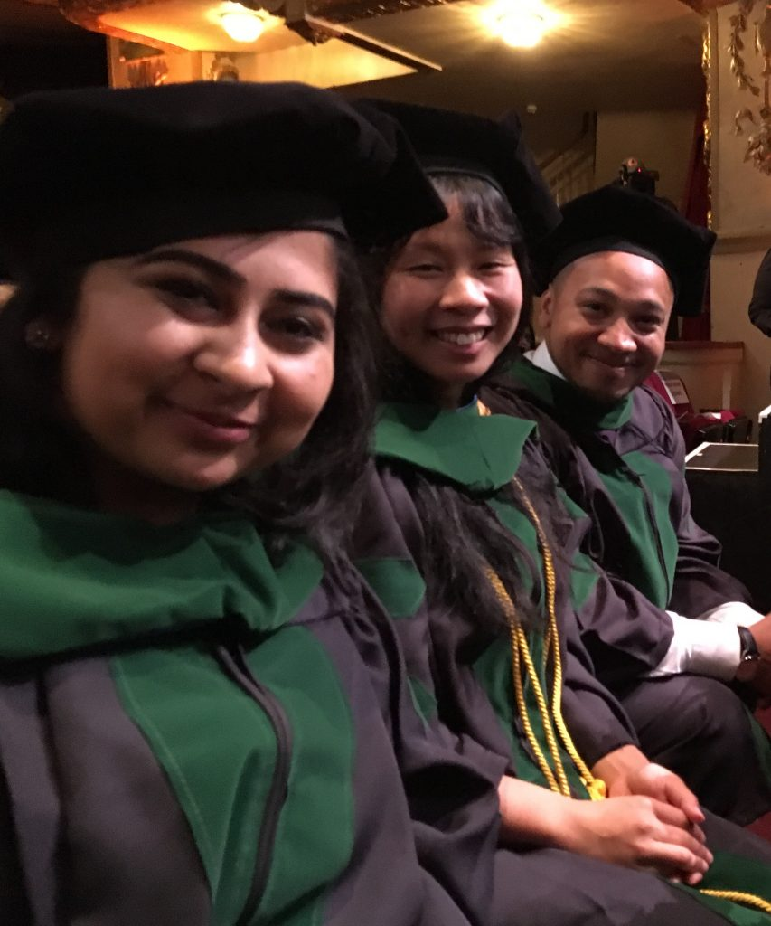 Proud Graduates 2019 Touro College and University at Commencement