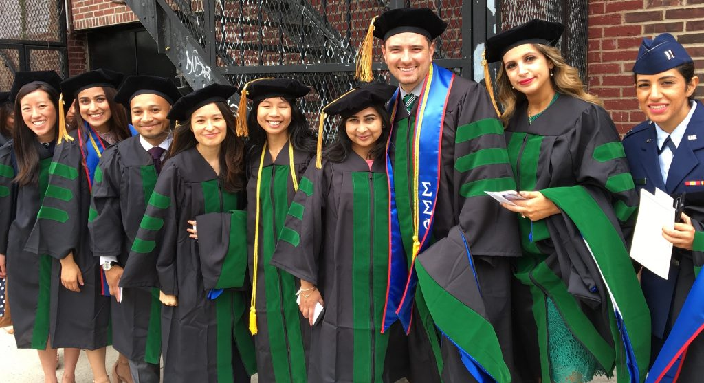 Graduates 2019 Touro College and University at Commencement
