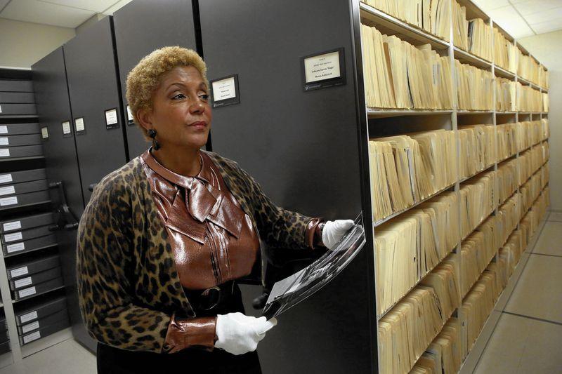 Linda Johnson Rice at Johnson Publishing, 2015