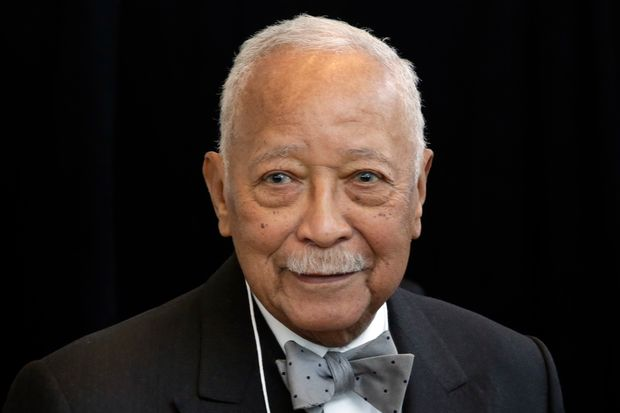 David Dinkins – A Hero Of Our Times