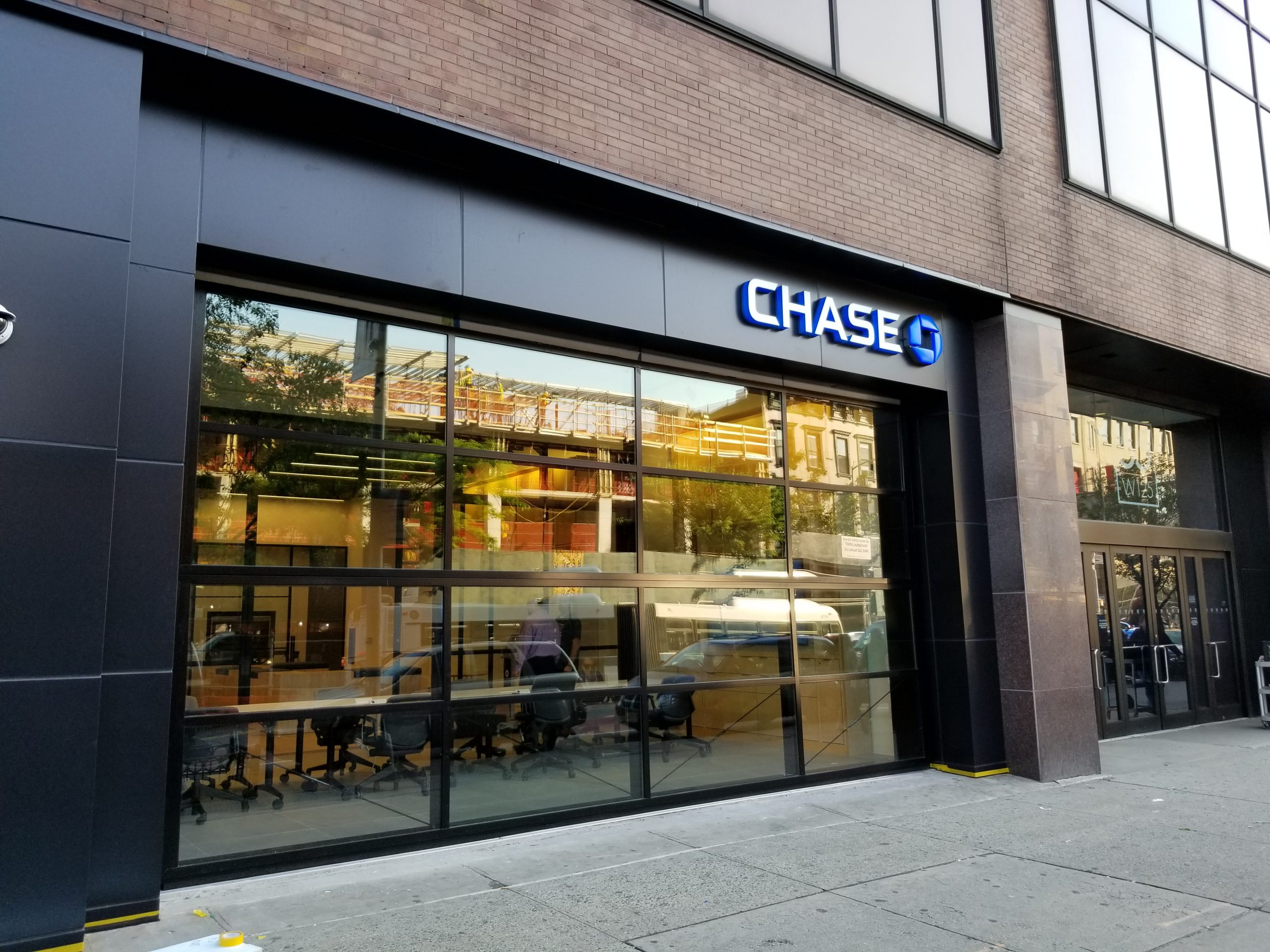 Chase Bank and Reaching Back to the Community