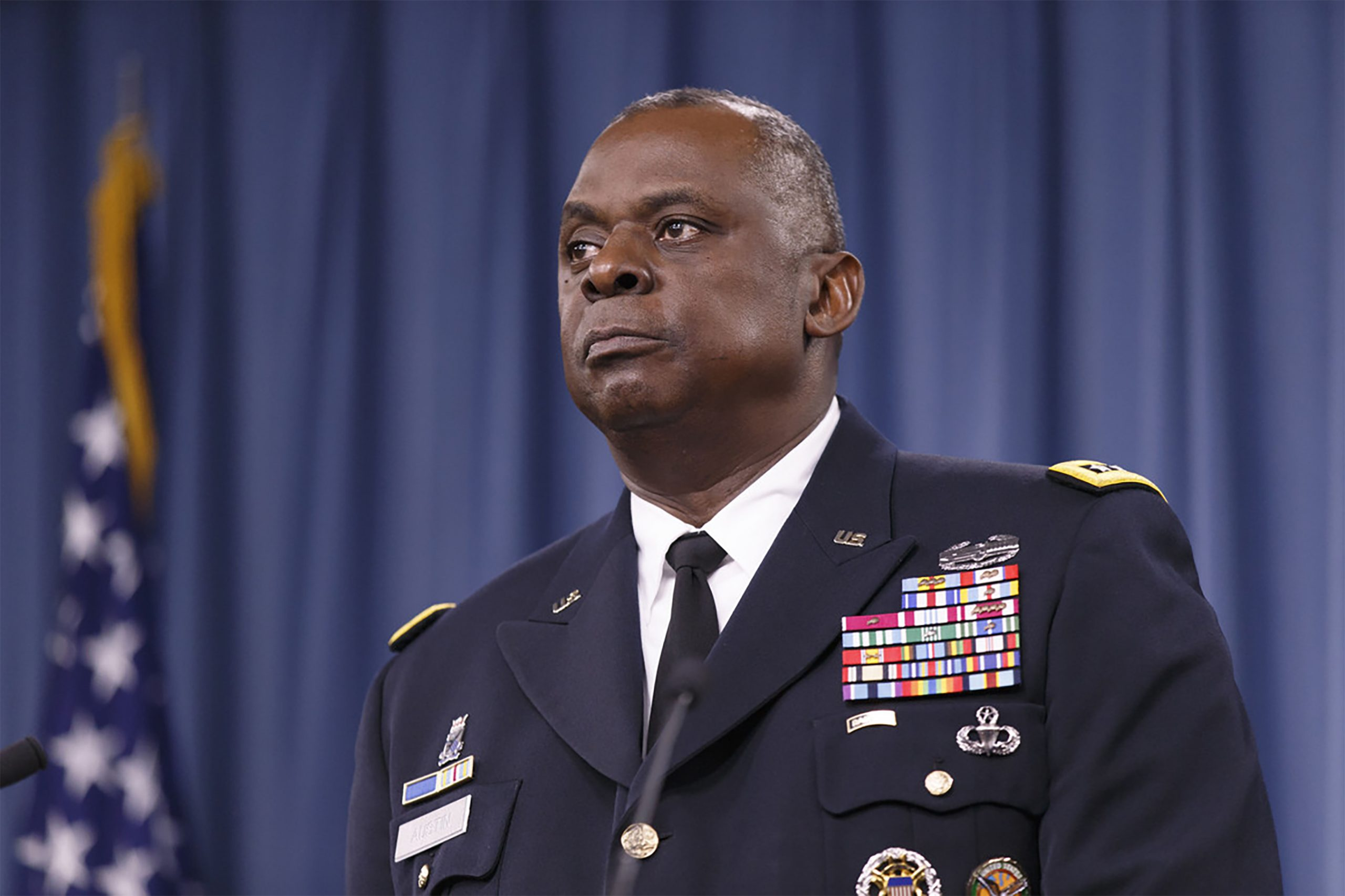 Historic Confirmation of African American Secretary of Defense